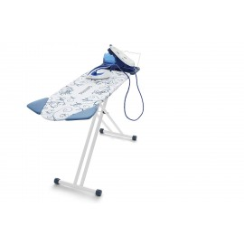 Ironing Board White/Blue