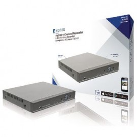 4 - Channel CCTV Recorder HDD 1 TB