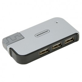 4 Port USB2.0 Hub for Notebook