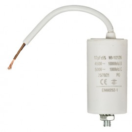 Capacitor 12.0uf / 450 V + cable