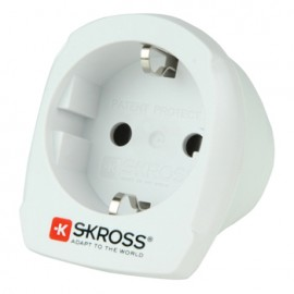 Adaptor priza EU -> Australia & China Skross Cod EAN: 7640112215522