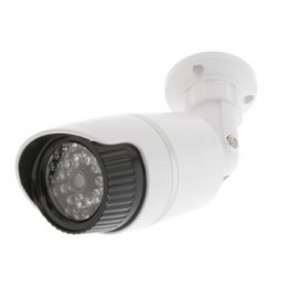 Bullet Dummy Camera IP44 White