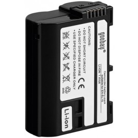 Camera Replacement battery EN-EL15 - for D7000, D800E, V1