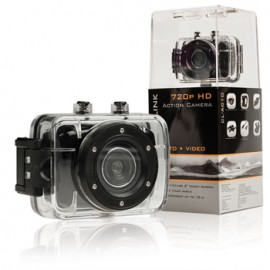 "Camera video HD 720p cu ecran tactil de 2"" Camlinkn  Cod EAN: 5412810230051"