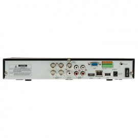 Digital security video recorder equipped with built-in 500 GB hard disk Cod EAN: 5412810214419