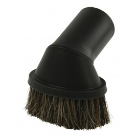 Dusting Brush Natural Hair 35-30 mm Black