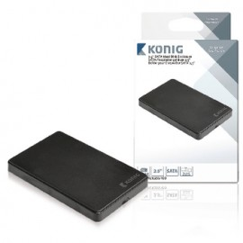 "2.5"" S-ATA hard disk enclosure Cod EAN: 5412810235698"