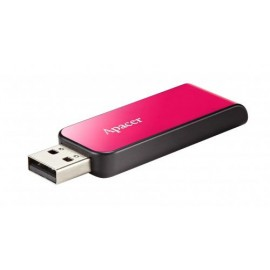 Memorie flash USB 2.0 16GB roz, Apacer Cod EAN: 4712389910530<br />