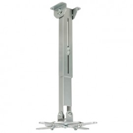 Projector Wall Mount Full Motion 10 kg Silver