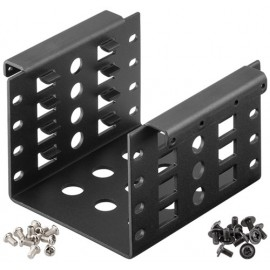 SLOT 2.5 to 3.5 HDD MOUNTING KIT 4BAY Cod EAN: 4040849961243