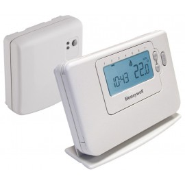 Termostat electronic cu afisaj digital programabil wireless Honeywell Cod EAN: 5025121388597