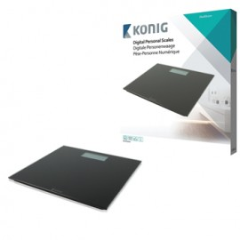Ultra thin digital personal scale with highly sensitive sensor Cod EAN: 5412810216536