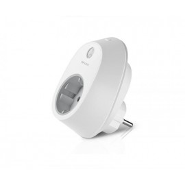 Wi-Fi Smart Plug TP-LINK, HS100, IEEE 802.11b/g/n, 2.4GHz, 1T1R ,Powerbutton, Settings button, 131.8g, 90 x 88 x 144 mm