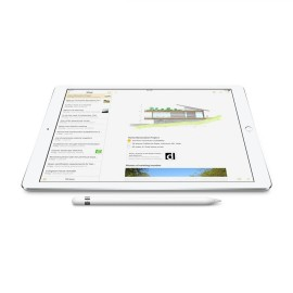 "Stylus Apple alb compatibil cu iPad Pro 12.9"" (gen.2 - 2017), iPad Pro 12.9"", iPad Pro 10.5"", iPad Pro 9.7"", iPad Air 3, iPad mini 5, iPad (7. gen), iPad (gen.6 - 2018)"