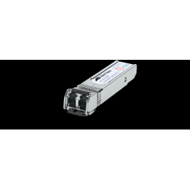 ALLIED TELESIS SFP+ Module, MultiMode fiber 300m (using High bandwidth MMF) 850nm 10G Small Form Pluggable + - Hot Swappable (LC con  connector), mandatory minimum support <AT-SP10SR-NCB1>