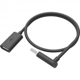 Vive HTC USB3 A male to A female cable, 99H20279-00; for outsourcing, 0.45M, Black;