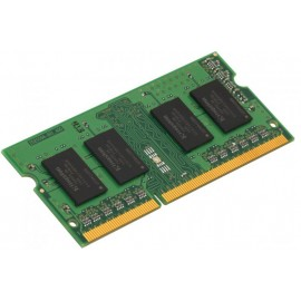 Memorie RAM notebook Kingston, SODIMM, DDR3, 2GB, 1333MHz, CL9, 1.5V
