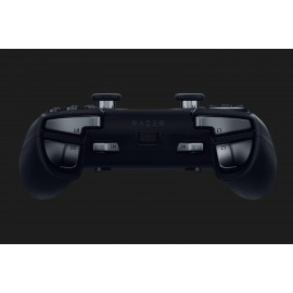 Gamepad Razer Raiju ultimate for PS4, 4 multi-function buttons, Mecha- Tactile triangle, circle, X, square action buttons, Multi-color Razer Chroma Lighting strip, Trigger stops for quick-firing action, 3.5 mm audio port for stereo audio output and microp