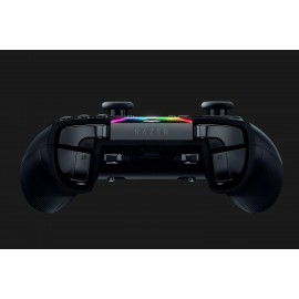 Gamepad Razer wolverine tournament edition, XBOX ONE, 4 additional remappable bumpers, 4 Mecha-Tactile ABXY action buttons, Multi-color Razer Chroma Lighting strip, Trigger stops for rapid-fire, 3.5 mm audio port for stereo audio output and microphone inp