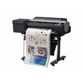 "Plotter Canon imagePROGRAF iPF6400S 24"", format A1, 8 culori, rezolutie maxima 2400 x 1200 dpi, memorie 256MB, hard 250GB limbaje de imprimare: GARO (Graphic Arts language with Raster Operations), interfata : USB 2.0 High-Speed Ethernet 10/100/1000 B"