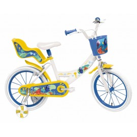 Bicicleta 14''- FINDING DORY