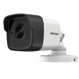 Camera de supraveghere Hikvision Bullet Turbo HD, DS-2CE16H1T-IT(2.8mm); 5MP TurboHD; 20fps@5MP or 25fps(P)/30fps(N) @4MP resolution, EXIR, 20m IR,Outdoor EXIR Bullet, ICR, 0.01 Lux/F1.2, 12 VDC, Smart IR. DNR, OSD Menu(Up the Coax), IP66, 2.8mm Lens;
