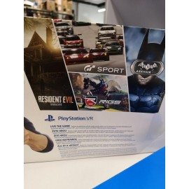 SONY PlayStation Virtual Reality - PS VR uses the power of PlayStation 4: Simply connect the two systems for immerse yourself in new experiences in a matter of seconds. New borders to play with PS VR Personalised You can play worlds in ways you never thou
