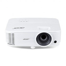 Proiector ACER P1350W, DLP , 3D Ready, WXGA 1920 x 1200, 3700 lumeni, 16:10, 4:3, 20.000:1,lampa 5000/10000/15000 ore (Standard/Ecomode/extreme eco), HDMI, USB, Composite, VGA, Audio out, 1x 10W, 2,4kg,culoare alb.