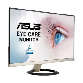 "Monitor 23"" ASUS VZ239Q, FHD, WLED/IPS, 16:9, 1920*1080, 60Hz, 5ms, 250 cd/m2, 80,000,000:1/1000:1, 178/178, boxe, D-sub, HDMI, DP, Kensington lock, Flicker free, Low blue light, adaptive-sync, non-glare, culoare negru"