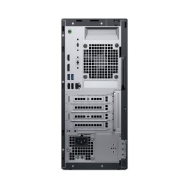 Desktop Dell OptiPlex 3060 MT, Intel Core i5-8500 (6 Cores/9MB/6T/up to 4.1GHz/65W), Intel Integrated Graphics, 8GB (1X8GB) 2666MHz DDR4 UDIMM Non-ECC, M.2 256GB SATA Class 20 Solid State Drive, 8x DVD+/-RW 9.5mm Optical Disk Drive, No Wireless, TPM Enabl
