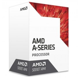 Procesor AMD 7th Gen A6 9500E APU, AD9500AHABBOX, 4 nuclee, 3GHz(Max Boost Clock: 3.4GHz), 2400 MHz, AM4, 35W