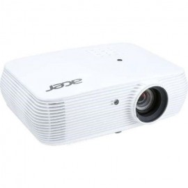 Proiector ACER P5630, DLP, WUXGA 1920x1200, 3D ready, 4000 lumeni, 16:10 nativ, 4:3/ 16:9 compatibil, 20.000:1, lampa 15.000 ore ExtremeEco, HDMI, USB Type-A, Composite-Video, RJ45, VGA, audio line in/out, speaker 16W, greutate 2.73 kg, culoare alb