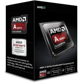 Procesor AMD A6, A6-6400K, 2 nuclee, 3.90GHz (4.10GHz Max Turbo), 1MB ,FM2, GPU Radeon HD8470D, box, 65w, cooler inclus.