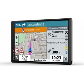 "GPS GARMIN DRIVESMART 55 LMT 5.5"" EUROPE, 010-02037-12, Multitactil, din sticlă, TFT HD color cu lumină de fundal albă, baterie cu litiu-ion reîncărcabilă, până la 1 oră, 1200 x 720 pixeli, card microSD™ (neinclus, 13,72 x 7,62 x 1,78 cm."