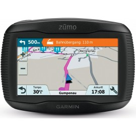 Garmin 010-01602-10 GPS Navigators, Zumo 395LM, EU, 010-01602-10, 2 GB, 1 Lithium ion batteries required. (included), 480 x 272 pixels, 7 hours, MP3-Player, Touch Sensitive Screen