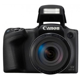 "Camera foto Canon PowerShot SX432IS BLACK, 20.5 MP, senzor CCD tip1/2,3, 45x Zoom optic, 90x Zoom digital, 3"" TFT, GPS Mobil,procesor imagine DIGIC 4+, focalizare TTL, ISO 1600, WiFi, efecte fotografice, filmare HD, 1280 x 720, compatibil SD/SDHC/SDX"