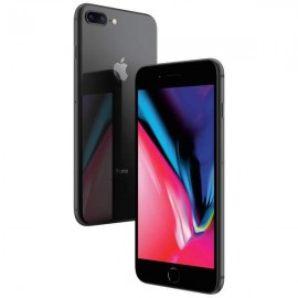Apple Iphone 8 Plus Space Grey 256GB, Retina HD display, 5.5-inch (diagonal) widescreen LCD Multi-Touch display with IPS technology, 1920- by-1080-pixel resolution at 401 ppi, 1300:1 contrast ratio (typical), True Tone display, Wide color display (P3), 3D