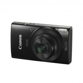 "Camera foto Canon IXUS 190 BLACK, rezolutie 20 MP, senzor CCD, zoom optic 10x, 3.0"" LCD,stabilizator optic de imagine inteligent IS, DIGIC 4 + cu tehnologie iSAPS, auto, ISO 100 - ISO 1600, filmare HD (720p) in format MP4, Smart Auto 32 scene, Wi-Fi,"