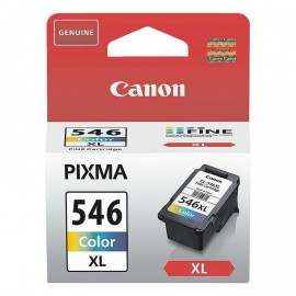Cartus cerneala Canon CL-546XL, color, capacitate 15ml, pentru Canon Pixma IP2850, Pixma MG2450, PixmaMG2455, Pixma MG2550
