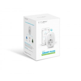 TP-LINK Wi-Fi Smart Plug with Energy Monitoring, HS110, IEEE802.11b/g/n ,2.4GHz, 1T1R, Power button, Settings button, 131.8g, 90 x88 x 144 mm