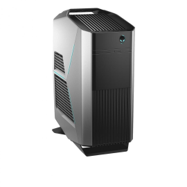 Dell Gaming Desktop Alienware Aurora R7, Intel(R) Core(TM) i7 8700 (6- Core/12-Thread, 12MB Cache, up to 4.6GHz with Intel(R) Turbo Boost Technology), 850W EPA Bronze PSU Liquid Cooled Chassis, Dual NVIDIA(R) GeForce(R) GTX 1080 with 8GB GDDR5X each (NVID