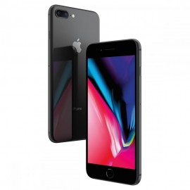 Apple Iphone 8 Plus Space Grey 64GB, Retina HD display, 5.5-inch (diagonal) widescreen LCD Multi-Touch display with IPS technology, 1920- by-1080-pixel resolution at 401 ppi, 1300:1 contrast ratio (typical), True Tone display, Wide color display (P3), 3D