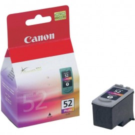 Cartus cerneala Canon CL-52, photo color, capacitate 21ml, pentru Canon Pixma IP6210D, Pixma IP6220D.