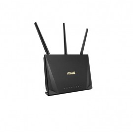 Gaming Router Asus AC2400 Dual-Band, RT-AC85P; Network Standard: IEEE 802.11a, IEEE 802.11b, IEEE 802.11g, IEEE 802.11n, IEEE 802.11ac; Product Segment: AC2400 ultimate AC performance: 600+1733 Mbps; 3x External antenna, 1x Internal antenna; Operating Fre