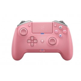 Gaming Controller Razer Raiju Tournament EDITION, Works with PS4 and PC (Windows® 7 and above), Bluetooth/Wired connection, 4 multi-function buttons, Mecha-Tactile triangle, circle, X, square action buttons, Up to 19 hrs battery life – On a single charge,