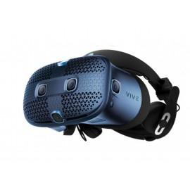 "VIVE HTC VIRTUAL REALITY HEADSET, Display: 2x LC-Display, 3.4"" diagonal, rezolutie, 1.440 x 1.700, 90Hz, interfata: 1x USB 3.0 Type C, 1x DisplayPort 1.2, 1x Proprietary for firmware upgrades."