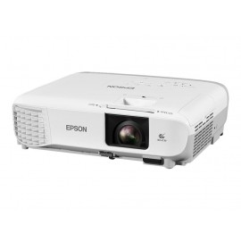 Proiector Epson EB-W39 3LCD, WXGA, 1280 x 800, 16:10, HD Ready 3500lumeni,15000:1,lampa6000/12000 ore(Standard/Eco), Wired Network, Stereomini jack audio in (2x), Stereo mini jack audio out, RGB in (2x), S-Video in, Component in (2x), Composite in, HDMI i