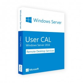 LIC OEM 2016 SERVER CAL 5 CLT USER