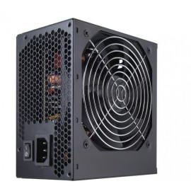 FORTRON PSU HYPER K 500W, Form Factor: ATX 12V V2.4 & EPS 12V V2.92, Input Voltage: 200-240Vac, Input Current: 4A, Input Frequency 50-60Hz, PFC: Active PFC, Effciency: Meet 85%, Fan Type: 120mm Sleeved Fan, Noise: <19dBa, Protection: OVP/OCP/SCP.