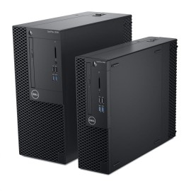 Desktop Dell OptiPlex 3060 SFF, Intel Core i5-8500 (6 Cores/9MB/6T/up to 4.1GHz/65W), Intel Integrated Graphics, Dell OptiPlex, 8GB (1X8GB) 2666MHz DDR4 DIMM Non-ECC, M.2 256GB SATA Class 20 Solid State Drive, 8x DVD+/-RW 9.5mm Optical Disk Drive, No Wire